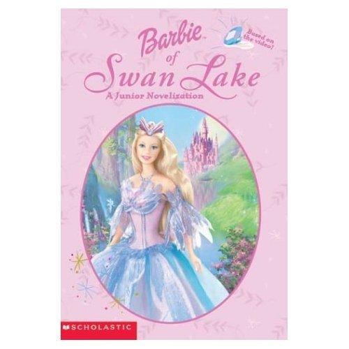바비 인형 of 백조 lake book