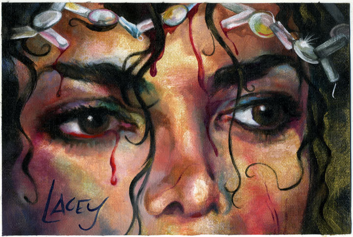 bleeding eyes of pain,joy,and 사랑