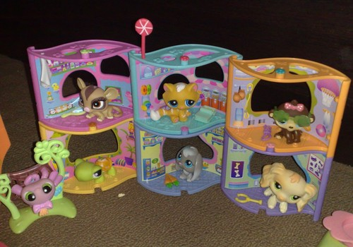 my littlest pet shops