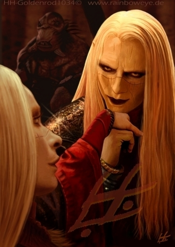 luke goss wallpaper entitled prince nuada