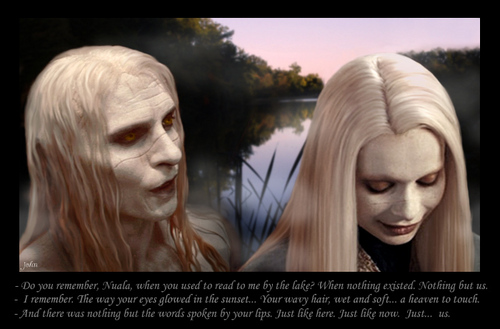 luke goss wallpaper called prince nuada