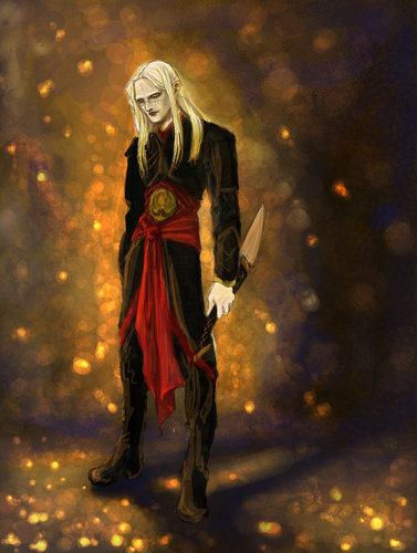 luke goss wolpeyper entitled prince nuada