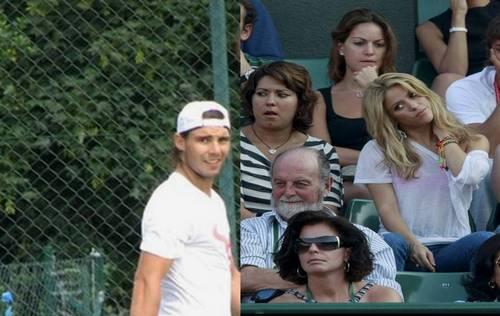 rafa and Shakira w