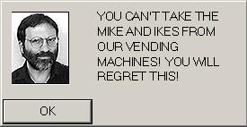 बिना सोचे समझे shit on my computer