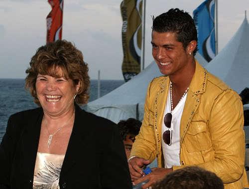 ronaldo mother