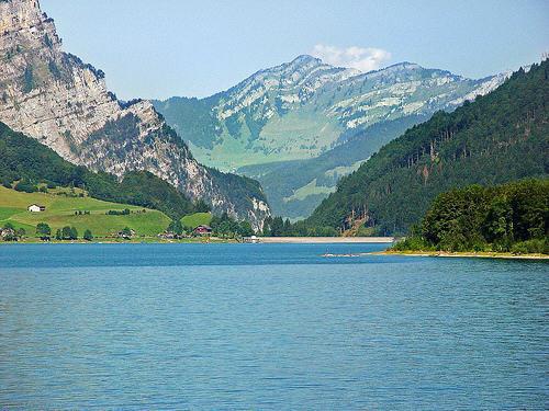 spring lake scenes