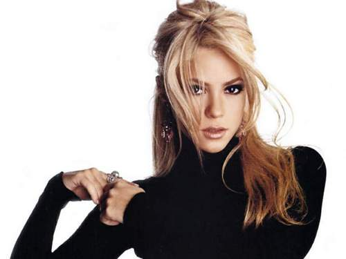 turtleneck shakira