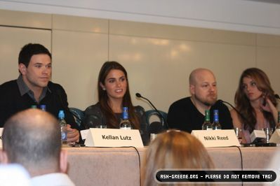 "Twilight Series images  ""Eclipse"" Press Conference in UK wallpaper and background photos"