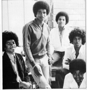 * THE GREAT JACKSON 5 *.