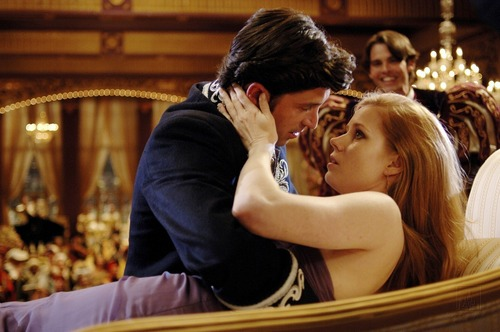 Riselle(Robert/Giselle) Enchanted wallpaper called Amy Adams&PatrickDempsey