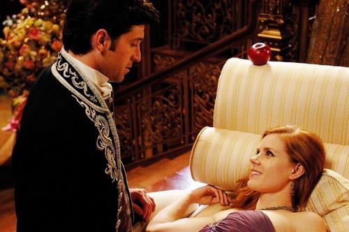 Riselle(Robert/Giselle) Il était une fois fond d'écran called Amy Adams&PatrickDempsey