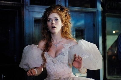 Amy Adams as Giselle enchanted