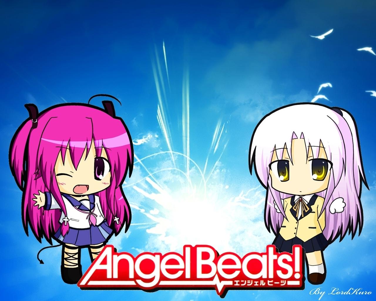 angel beats chibi - photo #15