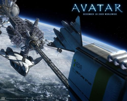 Avatar kertas dinding called Avatar Wallpapers!
