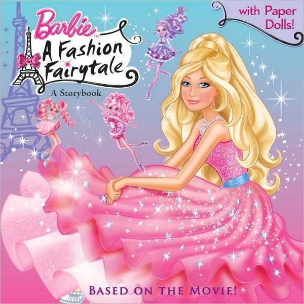 Barbie A Fashion Fairytale Books Barbie Movies Photo 13527867 Fanpop