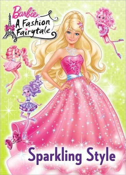 Barbie A Fashion Fairytale Books Barbie Movies Photo 13527870 Fanpop