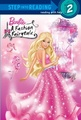 barbie A Fashion Fairytale new book cover