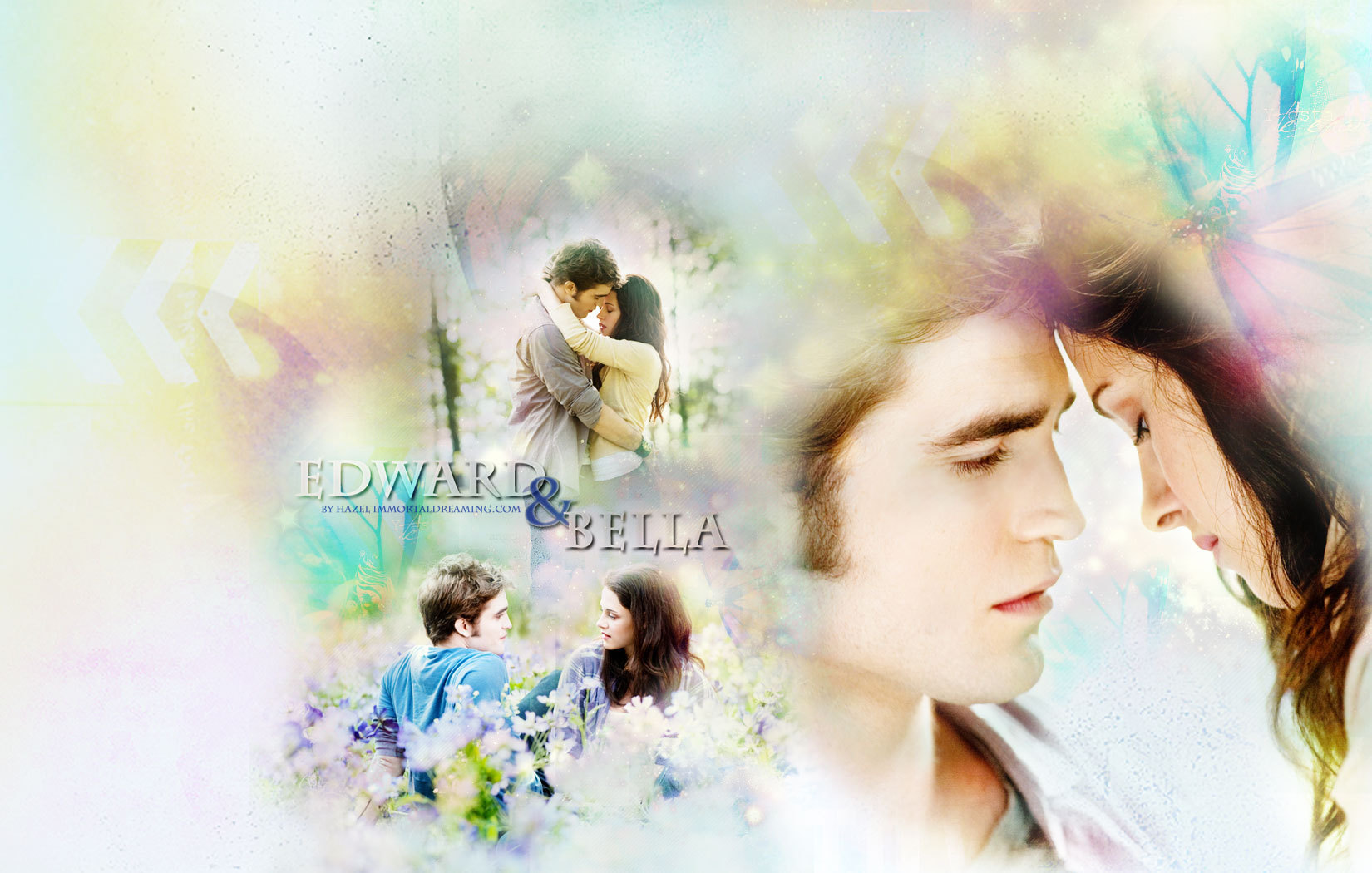 Bella And Edward 4ever @