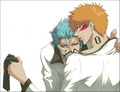 Ichigo x Grimmjow - bleach-yaoi photo
