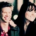Brooke & Mouth <3 - one-tree-hill icon