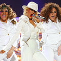 Christina Aguilera Back to Basics tour - music-videos photo