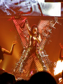Christina Aguilera Stripped tour