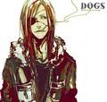 DOGS - anime fan art