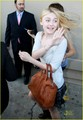 Dakota arriving @ Jimmy Kimmel Live - twilight-series photo