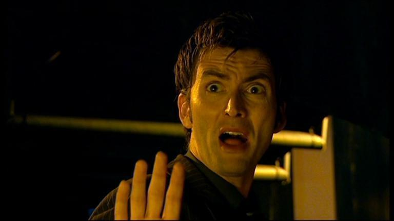 Doctor Who | The Girl in the Fireplace - David Tennant