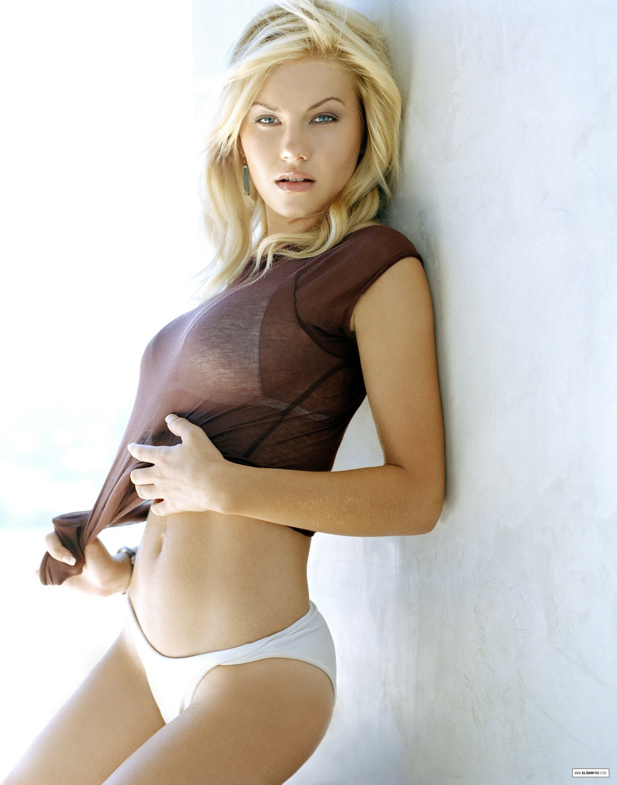 Elisha Elisha Cuthbert Photo 13579852 Fanpop
