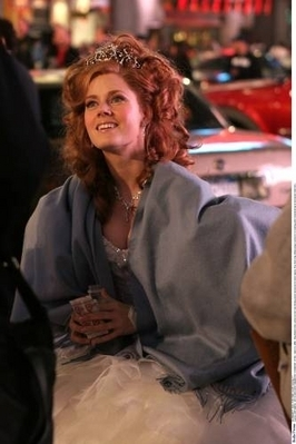 Enchanted(On Set)