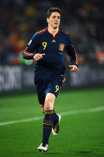 Fernando Torres - Spain (1) vs Paraguay (0)