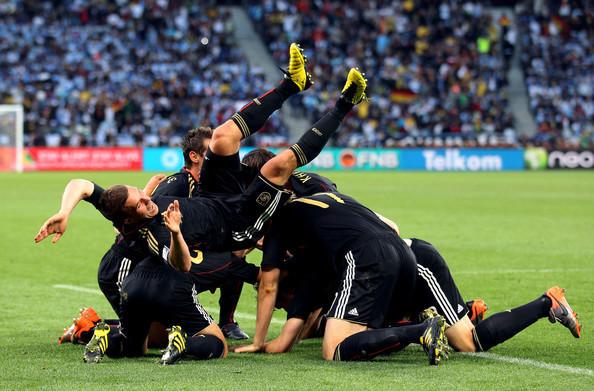 Germany - Argentina