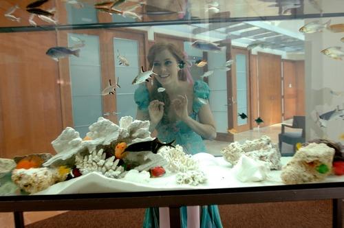 Giselle - fishtank