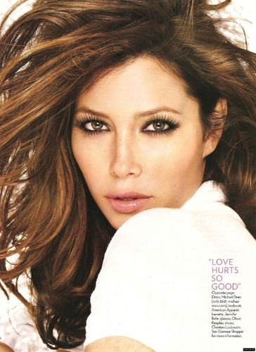 Glamour Magazine - July 2010