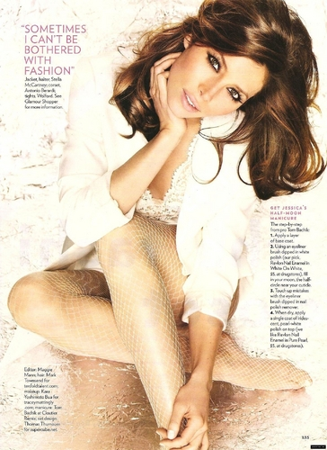 Glamour Magazine - July 2010