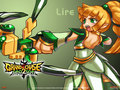 Grand Chase Lire Wallpaper - grand-chase wallpaper