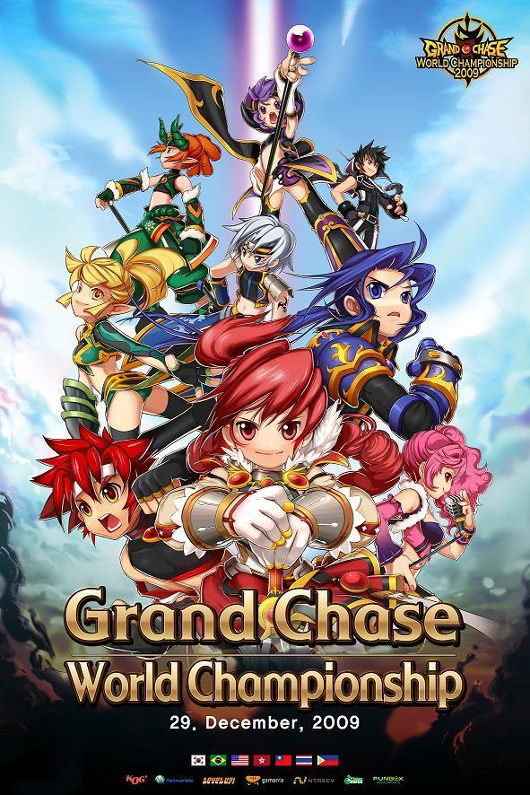 Grand Chase Poster - Grand Chase Photo (13573625) - Fanpop: fanpop.com/clubs/grand-chase/images/13573625/title/grand-chase...