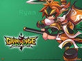 Grand Chase Ryan Wallpaper - grand-chase wallpaper
