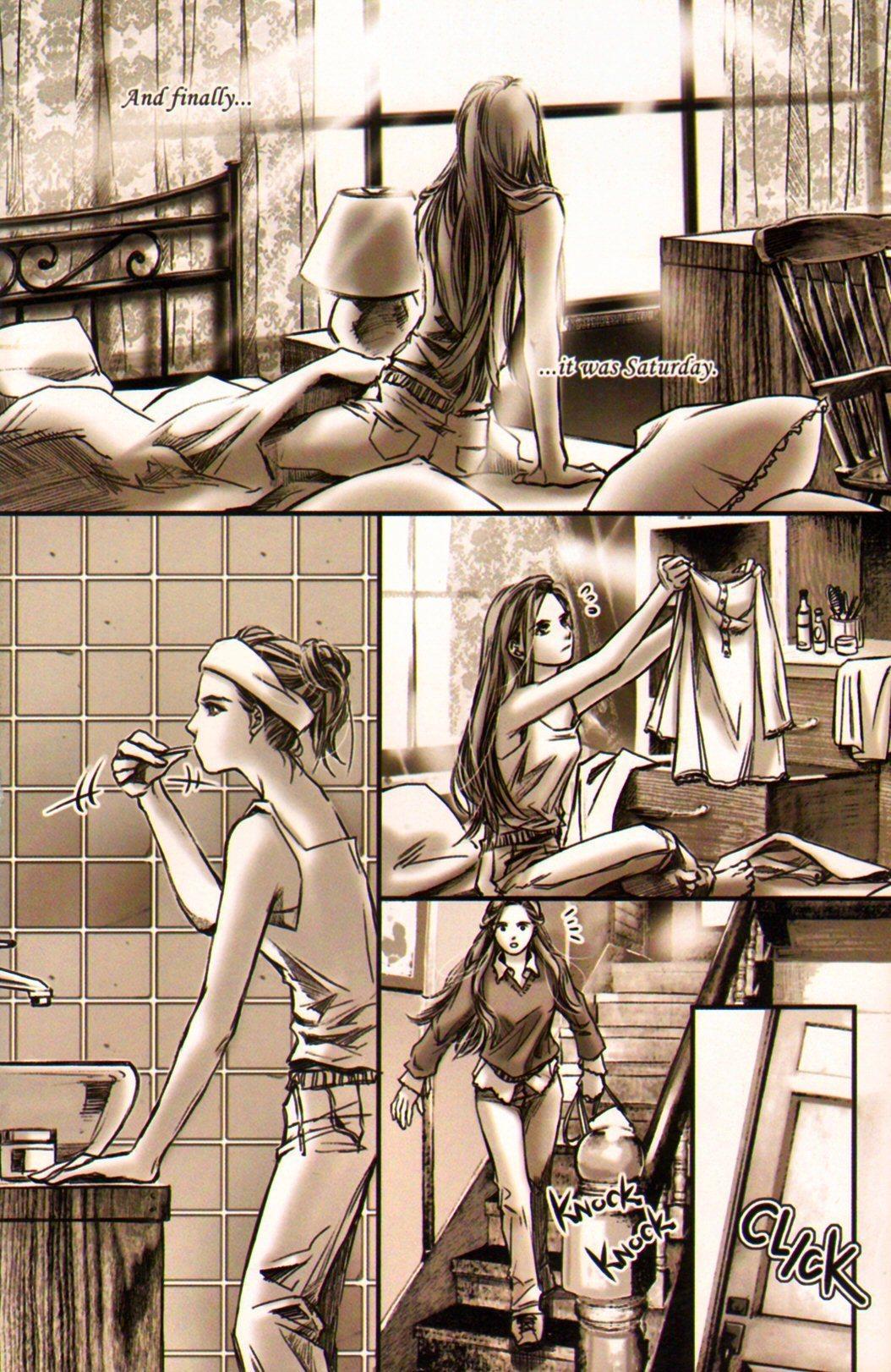 twilight graphic novels online free