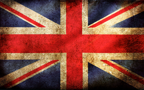 Great Britain wallpaper entitled Great Britain Flag