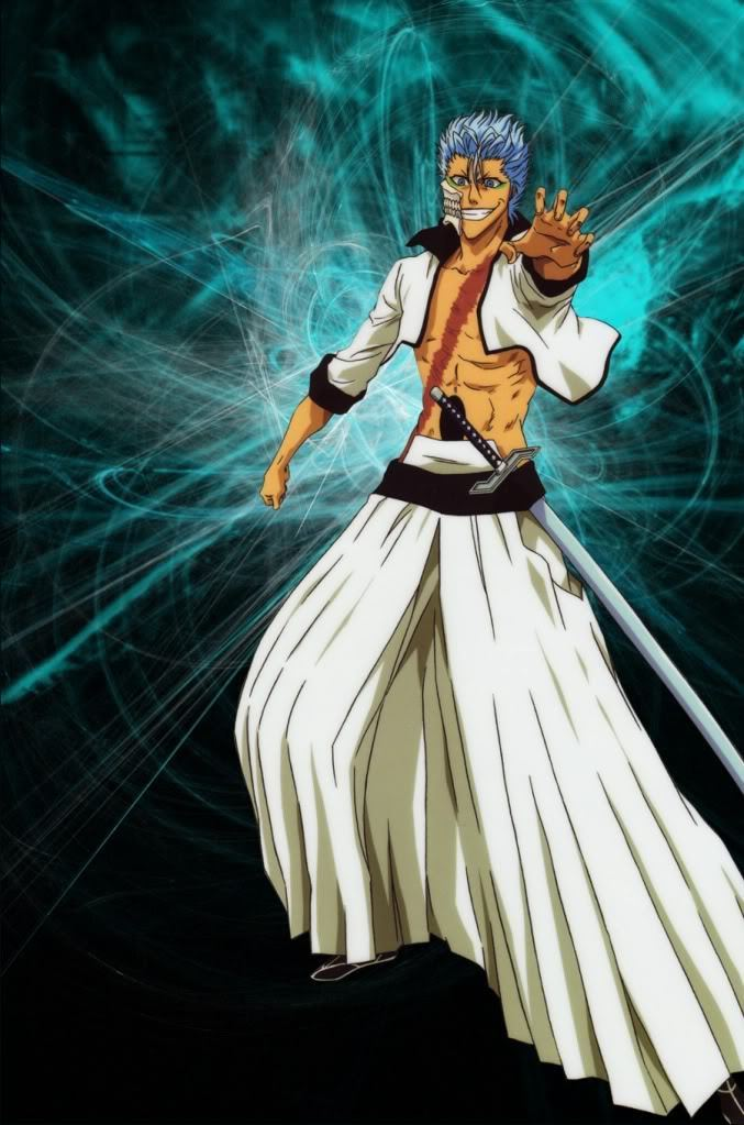 Cloud Fernandez [Meister] & Rave Sóriano [Waffe] Grimmjow-grimmjow-jeagerjaques-13582822-677-1023