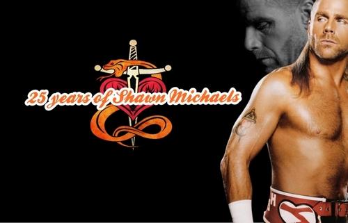 Shawn Michaels wallpaper called HBK