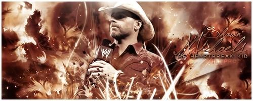 Shawn Michaels wallpaper entitled HBK