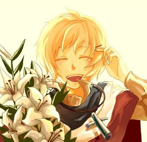 Hetalia wallpaper called Jeanne D'Arc