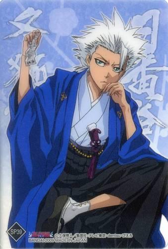 Hitsugaya taichou no Shogatsu fuku