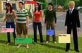 How i met your mother my sims