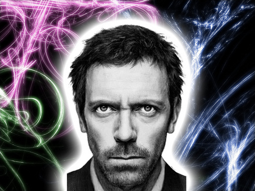Hugh Laurie Walpaper