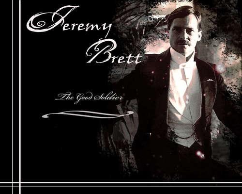 Jeremy Brett 壁紙 entitled Jeremy Brett