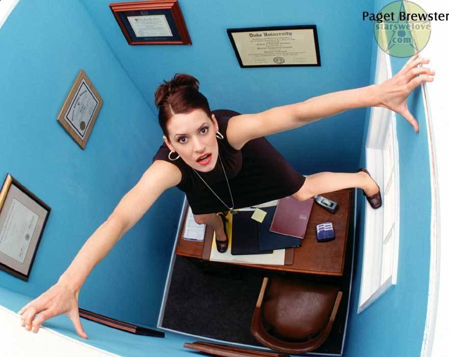 Jessica Climbin' the Walls!